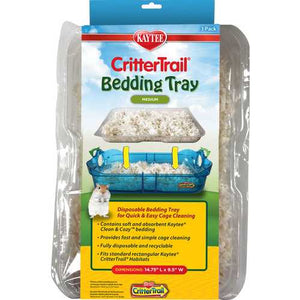 Crittertrail Bedding Tray