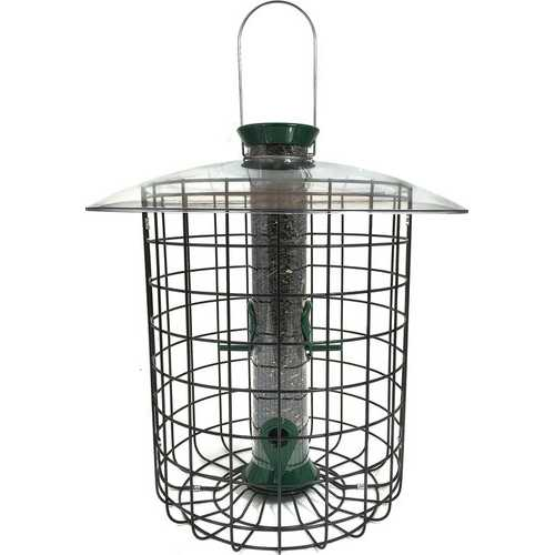 Sunflower Domed Cage Feeder