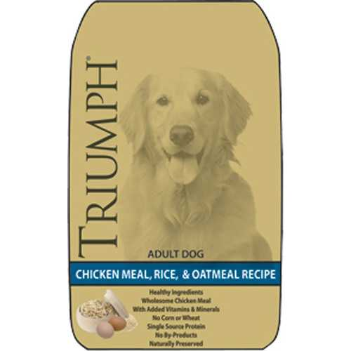 Triumph Premium Dry Dog Food [40 lb]