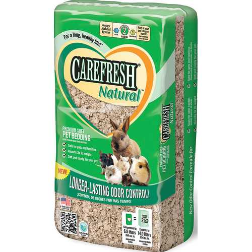 Carefresh Complete Natural Premium Soft Bedding