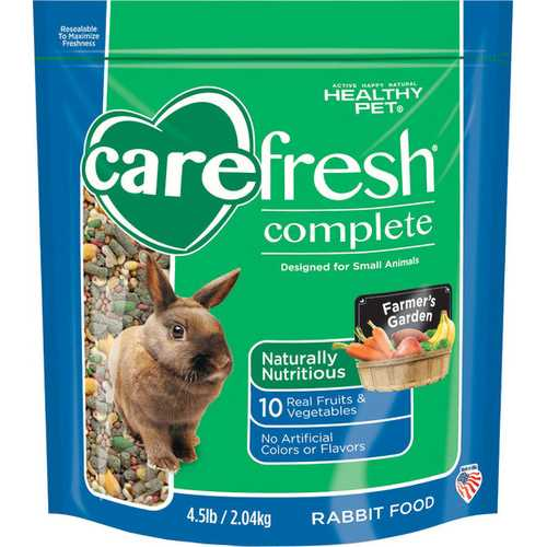 Carefresh Complete  Rabbit Food