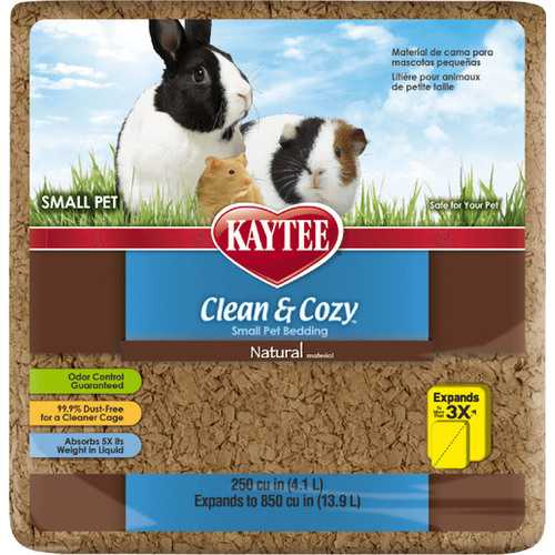 Clean & Cozy Small Animal Pet Bedding