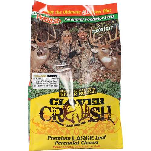 Clover Crush Perennial Food Plot Seed
