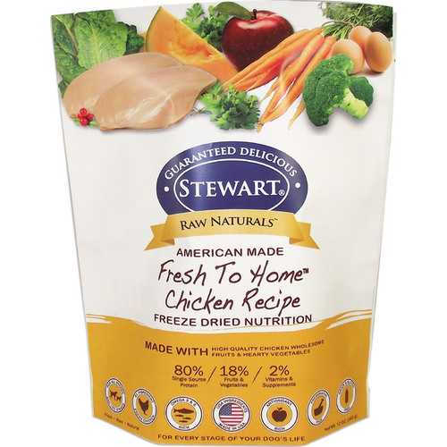 Raw Naturals Freeze Dried Dog Food (Grain and Gluten Free)
