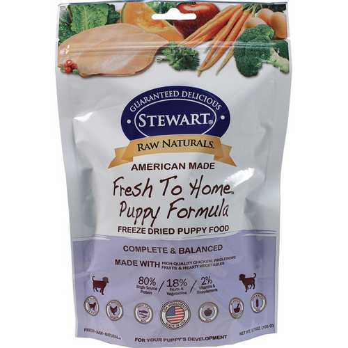 Raw Naturals Freeze Dried Puppy Food
