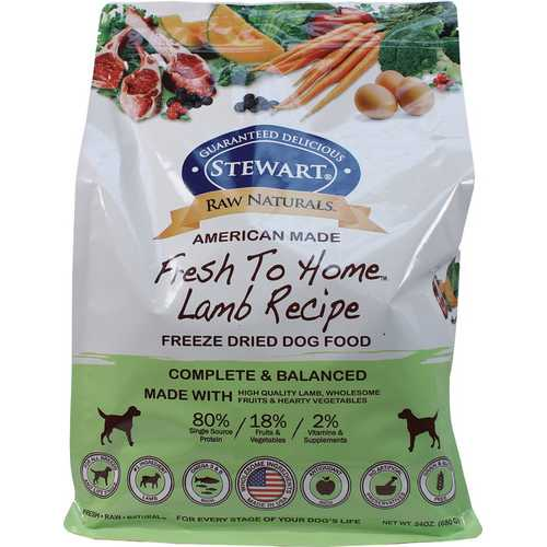Raw Naturals Freeze Dried Dog Food
