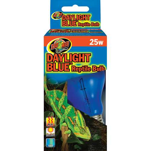 Daylight Blue Reptile Bulb