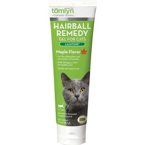 Laxatone Hairball Remedy Gel