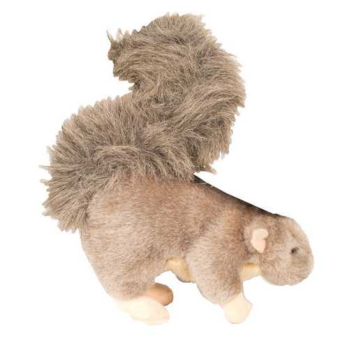 Woodland Collection Squirrel Dog Toy