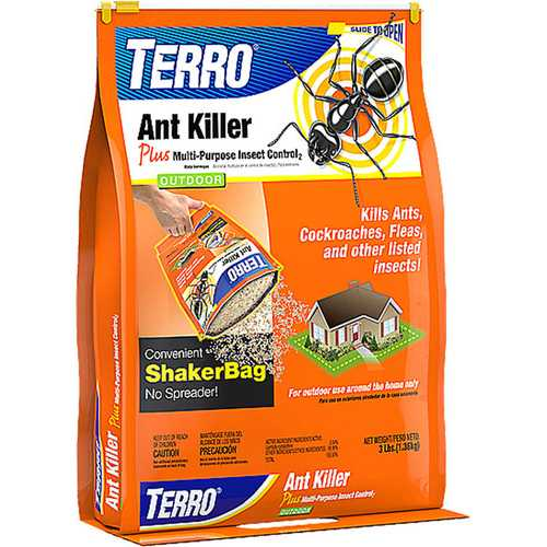 Terro Outdoor Ant Killer Plus Insect Control