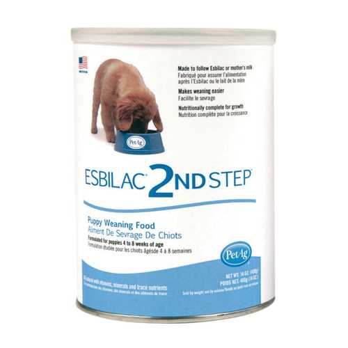 2nd Step Weaning Pup (14 oz)