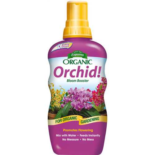 Organic Orchid Bloom Booster