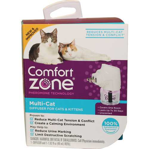 Comfort Zone Multi-cat Diffuser