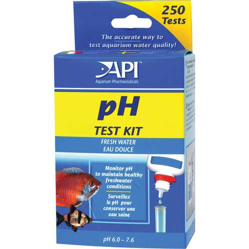 Ph Test Kit Freshwater