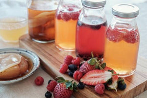 Kombucha - Probiotic Goodness