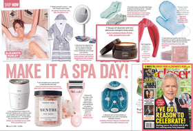 CLOSER: Make It A Spa Day!