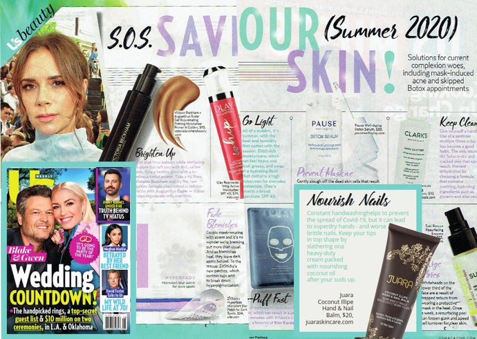 US WEEKLY: US Beauty- Nourish Nails
