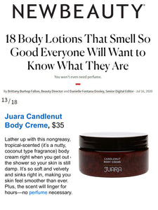 NEW BEAUTY: 18 Body Lotions That Smell So Good Everyone Will Want to Know What They Are