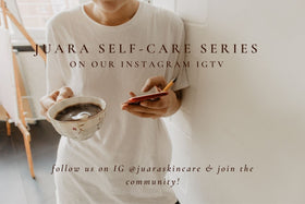 Community Fun: Self-Care Series on IGTV