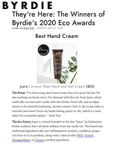 BYRDIE: They're Here: The Winners of Byrdie's 2020 Eco Awards