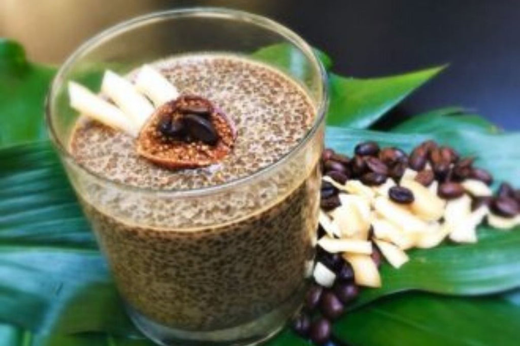 Recipe Coconut with Coffee