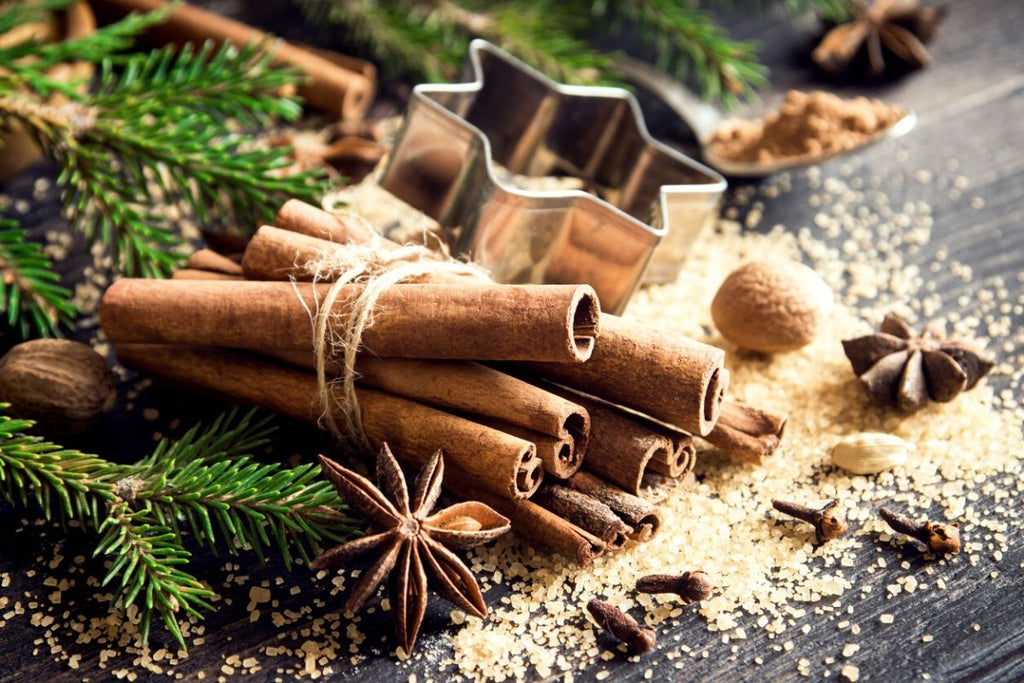 cinnamon for health & holiday cheers