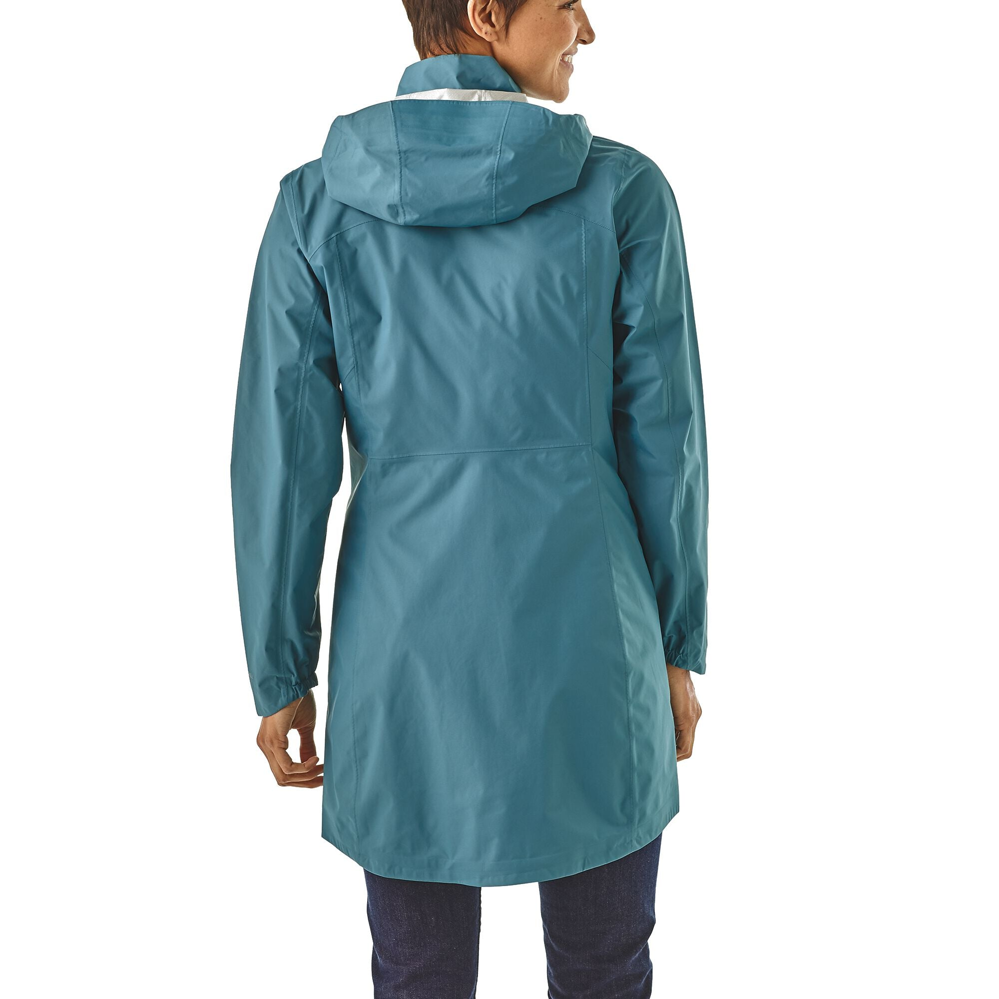 Chaqueta Mujer Torrentshell City Coat Azul Patagonia