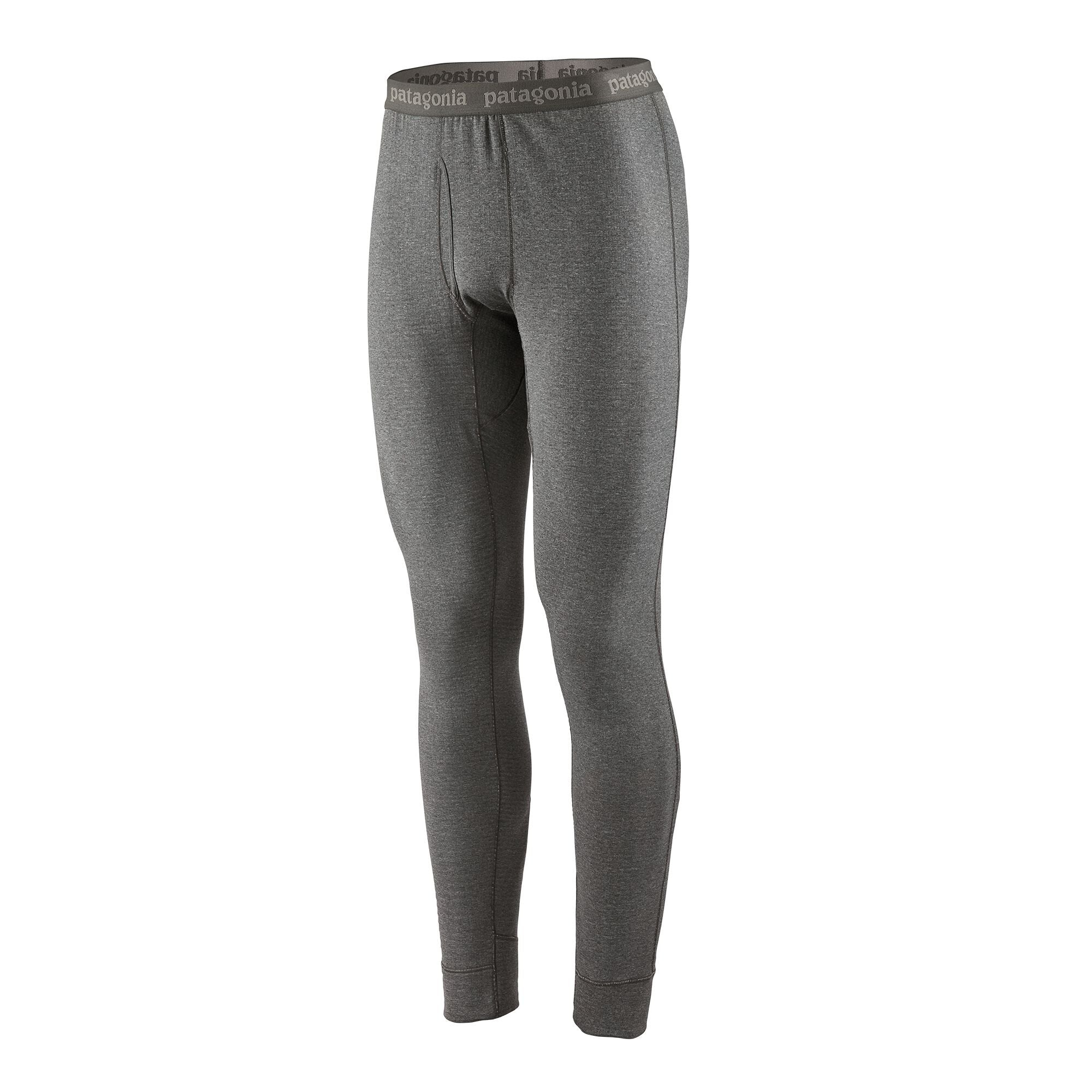 Primera Capa Pantalón Hombre Capilene® Thermal Weight Bottoms Gris Patagonia