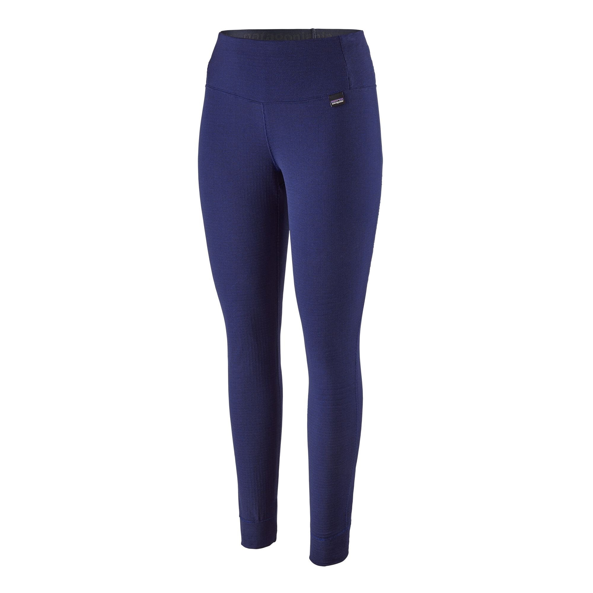 Calzas Mujer Capilene® Thermal Weight Bottoms Azul Patagonia