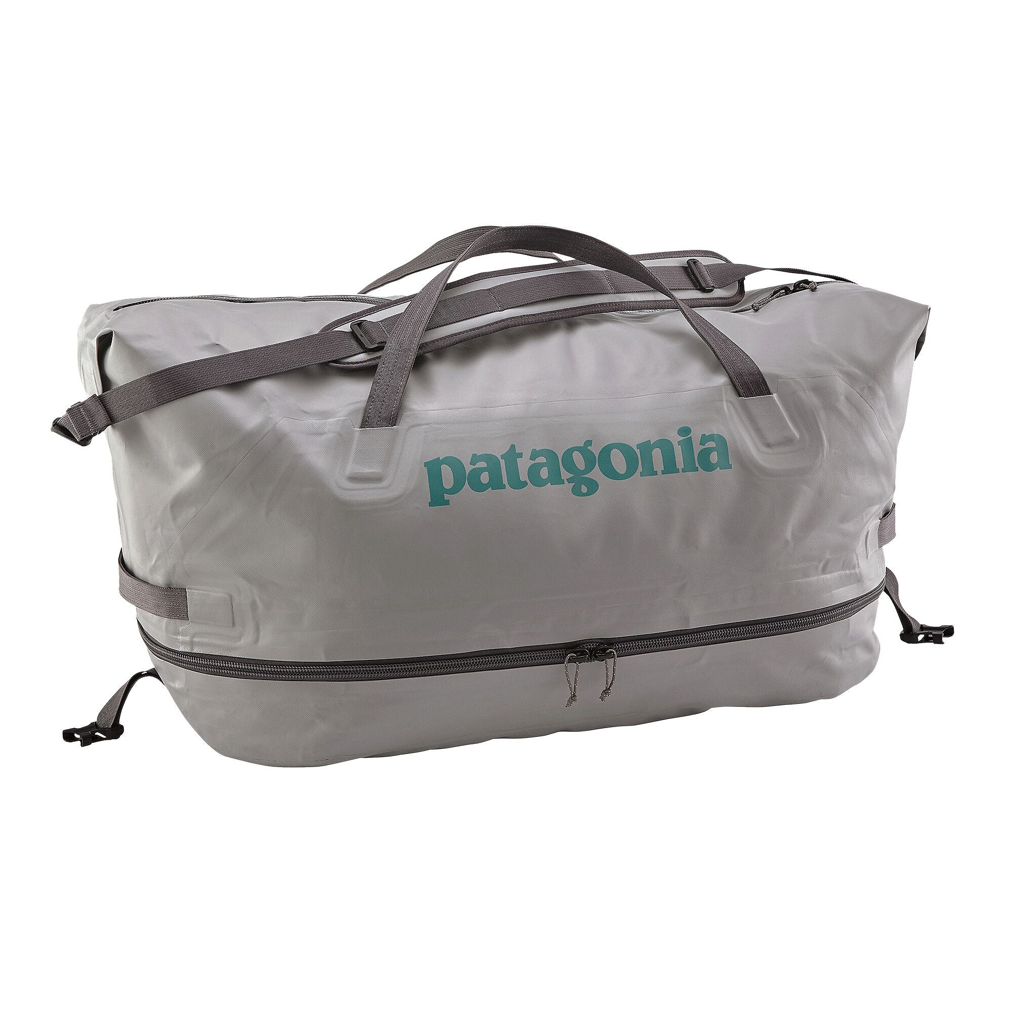 Bolso seco/húmedo Stormfront® Wet/Dry Duffel 65L Gris Patagonia