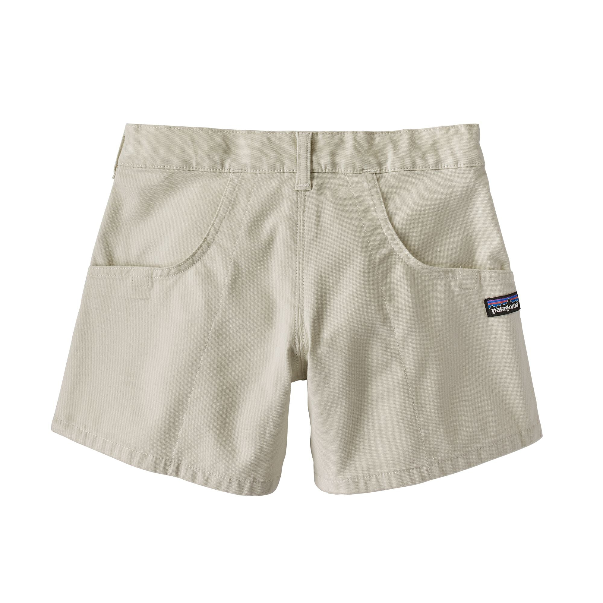 Shorts Niña Stand Up® Shorts Blanco Patagonia