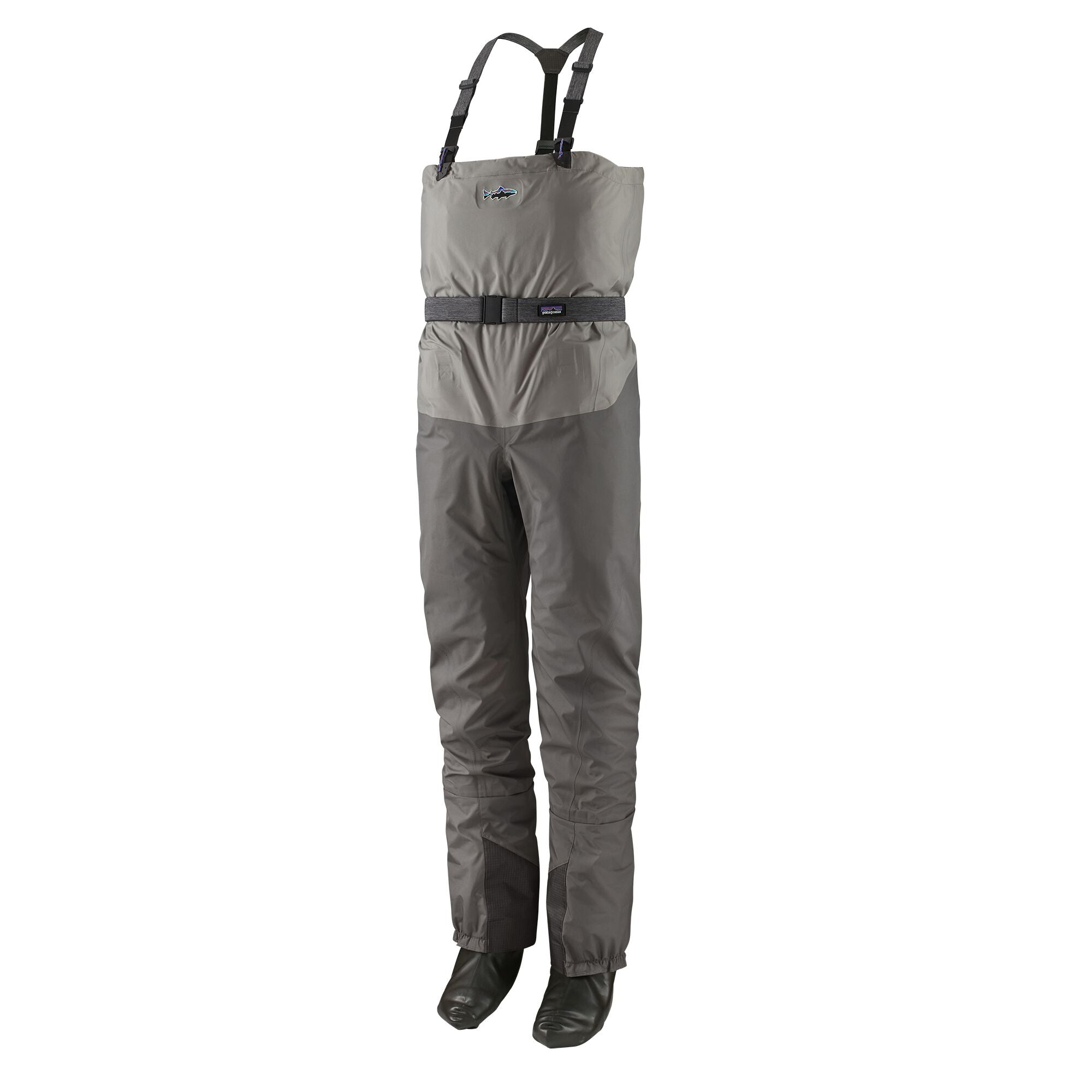 Traje de Pesca Middle Fork Packable Waders - Regular Gris Patagonia