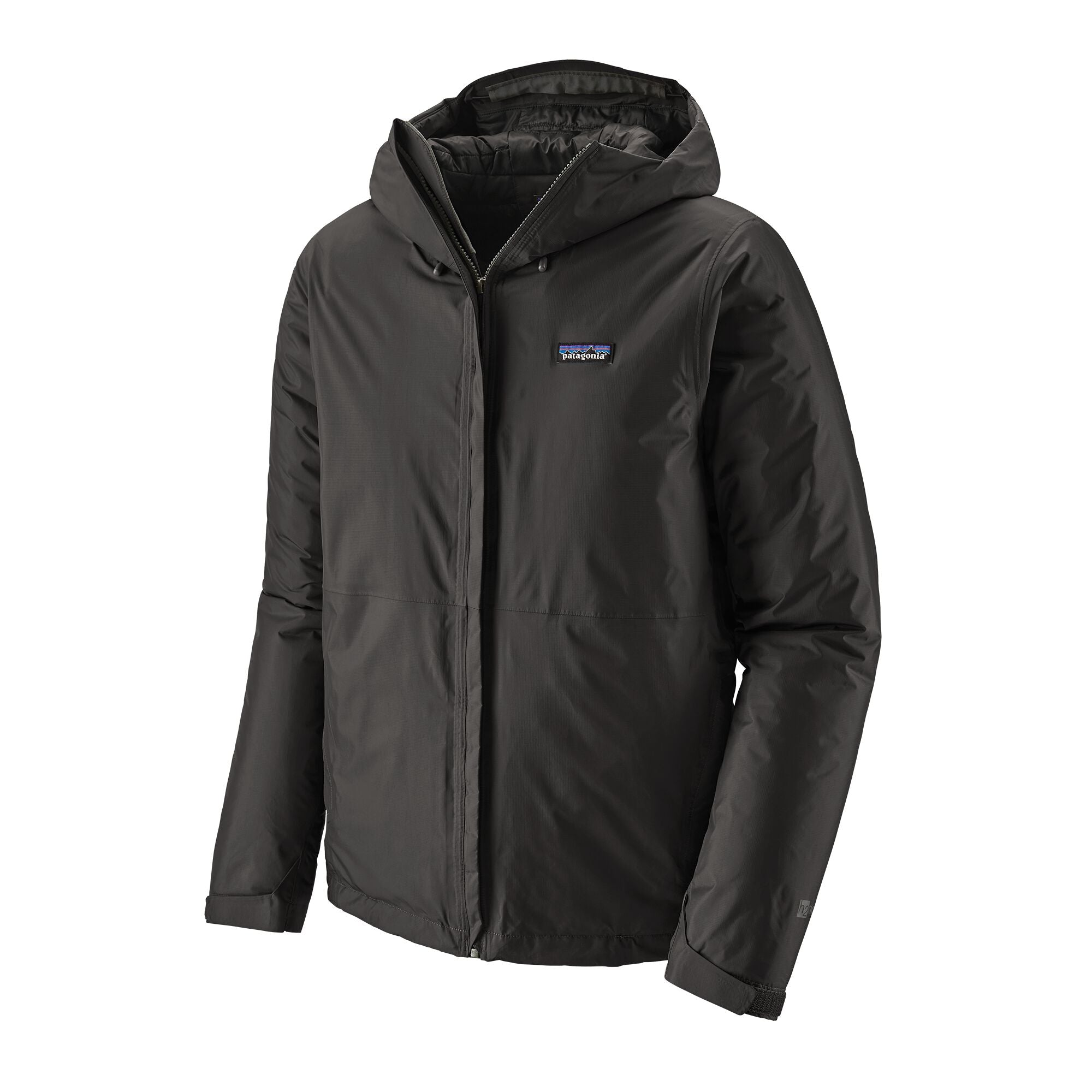 Chaqueta Impermeable Hombre Insulated Torrentshell Jacket Negro Patagonia