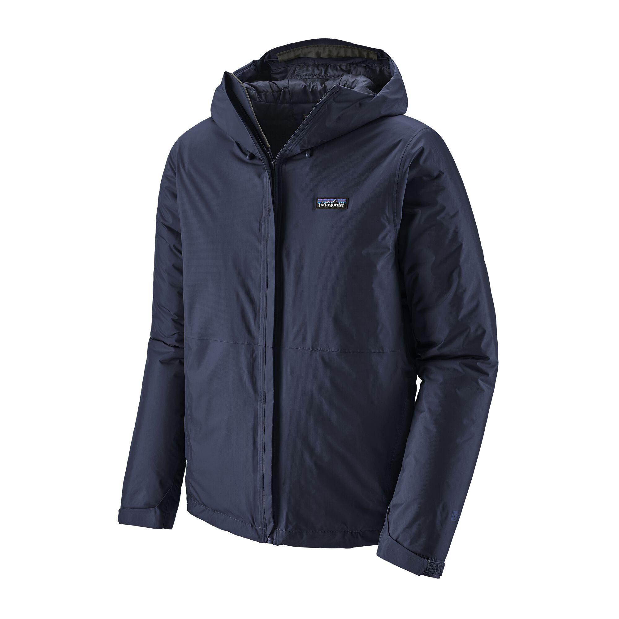 Chaqueta Impermeable Hombre Insulated Torrentshell Jacket Azul Patagonia