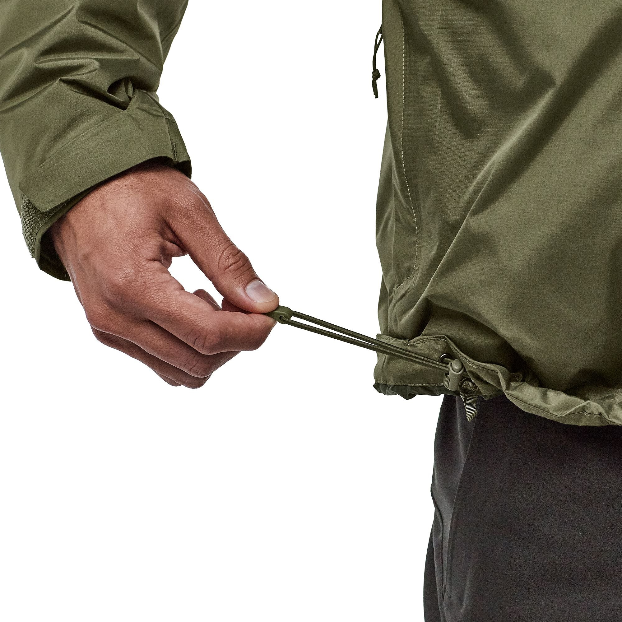 Chaqueta Impermeable Hombre Insulated Torrentshell Jacket Verde Patagonia