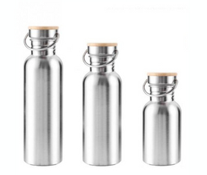 Eco Stainless Steel Water Bottles Wild Atlantic Garden Kanagawa Sustainable Design Ireland