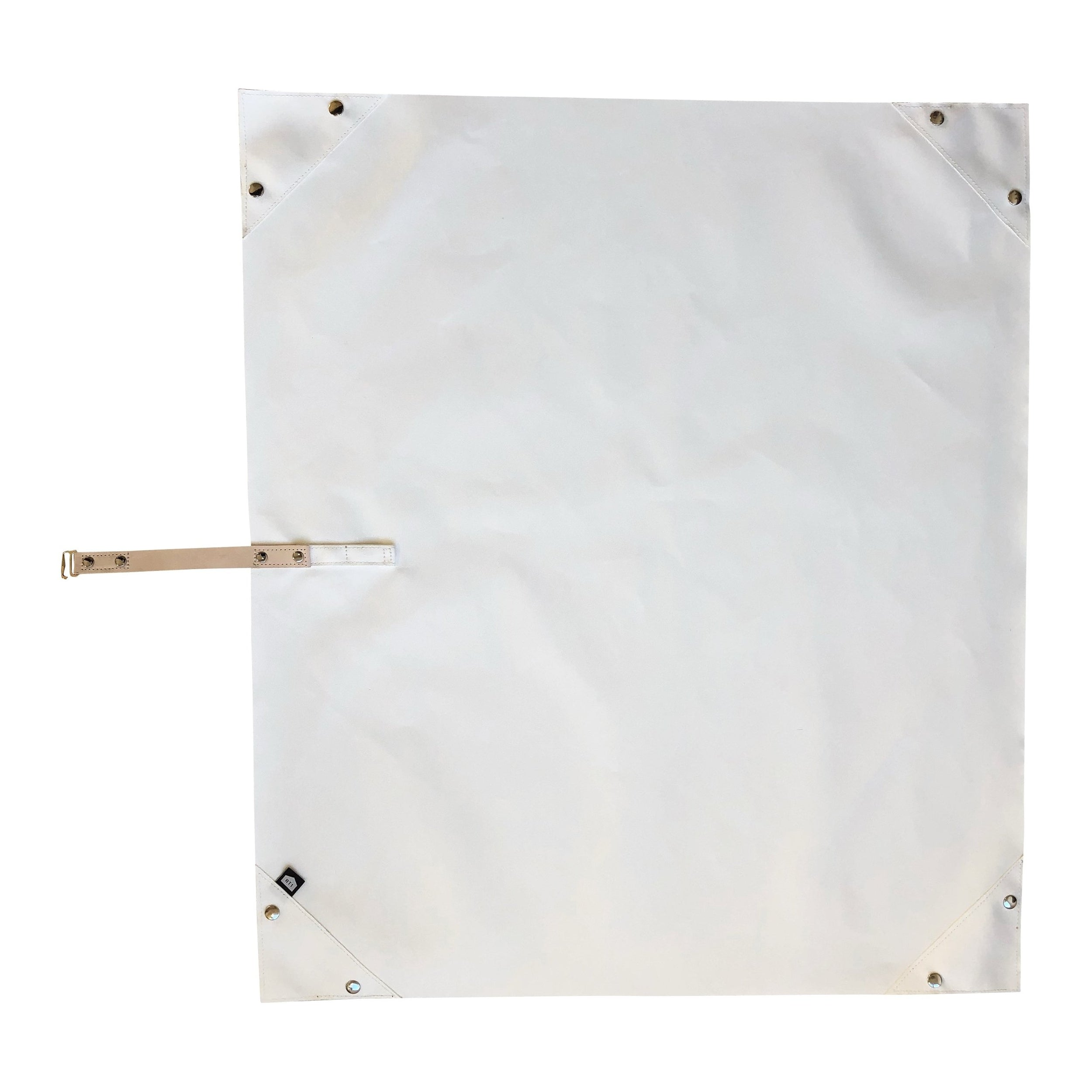 White Indoor Garden Tarp