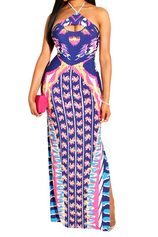 Color me Badd Maxi Dress