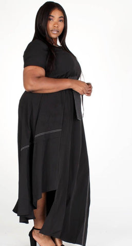All That Maxi Plus Size Dress