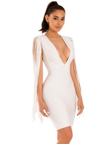 Haute & Sexy Bodycon Dress