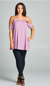 Cool It Now Plus Size Top