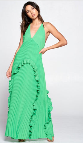 IamMoney Maxi Dress