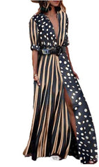 ITS LIKE THIS AND THAT MAXI DRESS