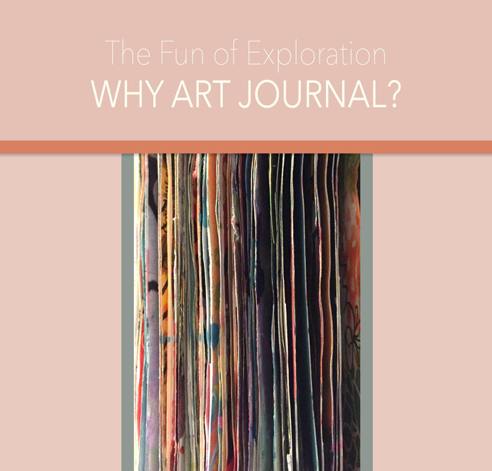 Why art journal?