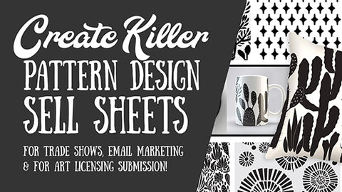 Create Killer Sell Sheets - complete instructional video lessons