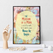 0231 Measure of a Man Art