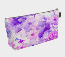 Harmonious Garden Makeup Bag