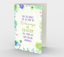 1170. Blessings Of Easters  Card by DeloresArt