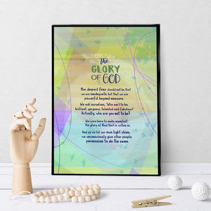 0513 Glory Of God Art - deloresartcanada