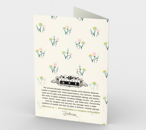 1290. Celebrating Your Baptism  Card by DeloresArt